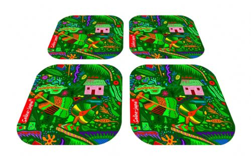 Selina-Jayne Tropical Island Limited Edition Designer Coaster Gift Set